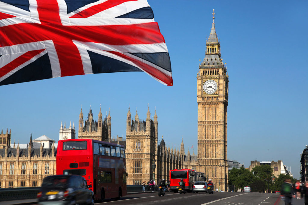Регистрация компании в Великобритании