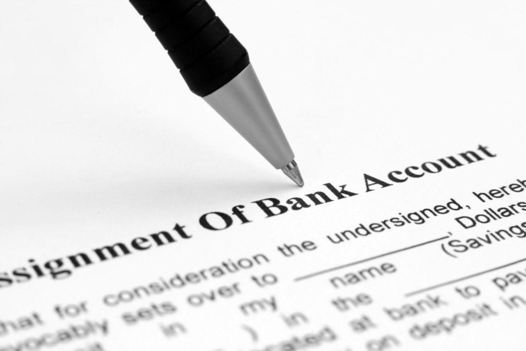 Открытие счета в банке без визита