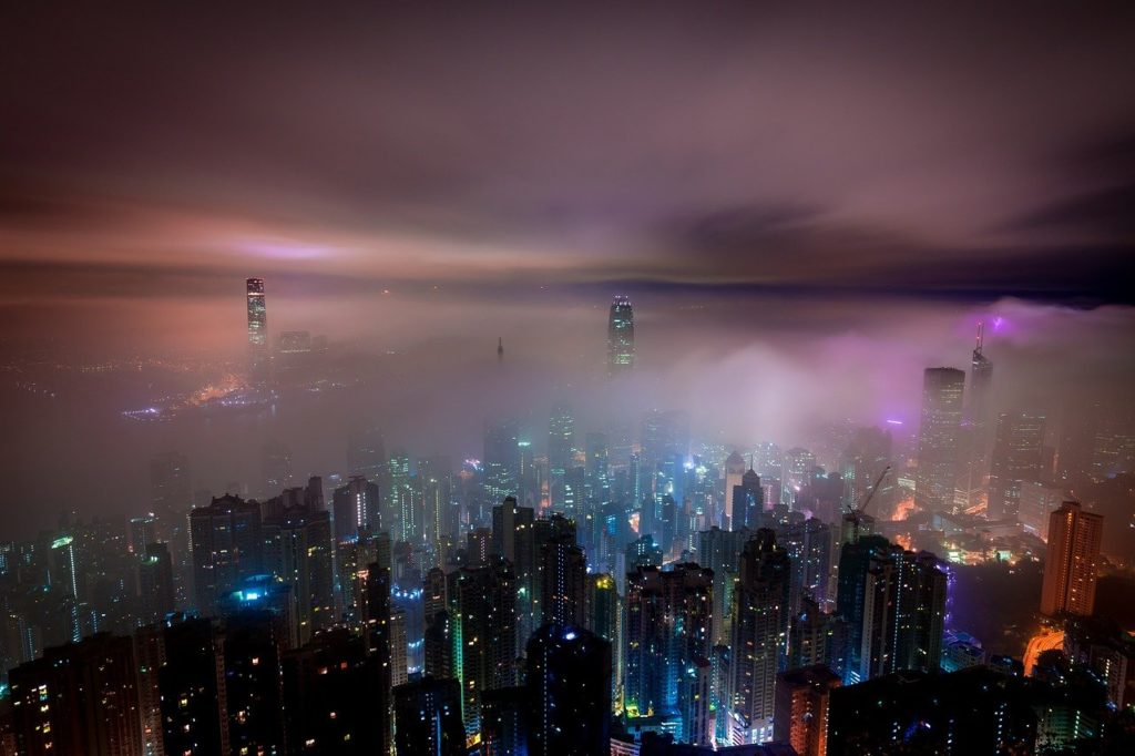 Налоги в Гонконге